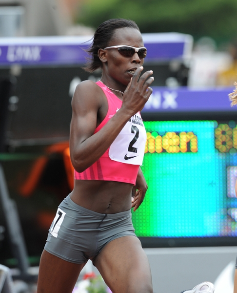 Olympic champion Jelimo targets Berlin place