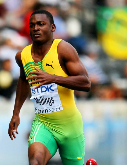 Jamaica's sprinters and windy conditions dominate results in Rovereto
