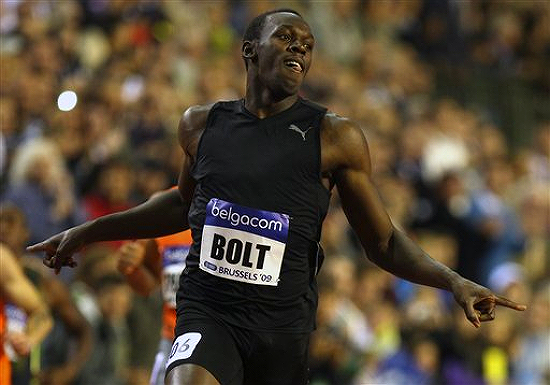 Bolt says he would never be over confident