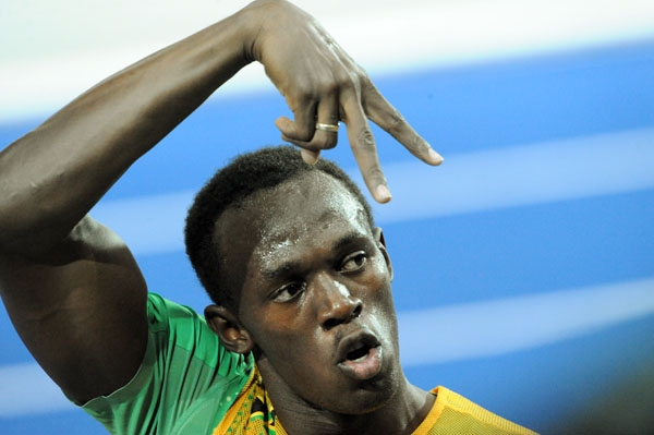 Usain Bolt unlikely to challenge 400m WR until After 2012