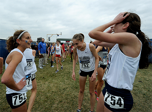Photos of NCAA Division I XC Championships Photos