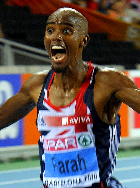 Olympic and World Champion Mo Farah to Headline 2014 NYC Half