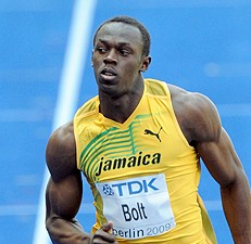 Usain Bolt says he'll be tough to beat when fit