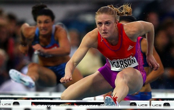 World Champion Sally Pearson impressed in Melbourne