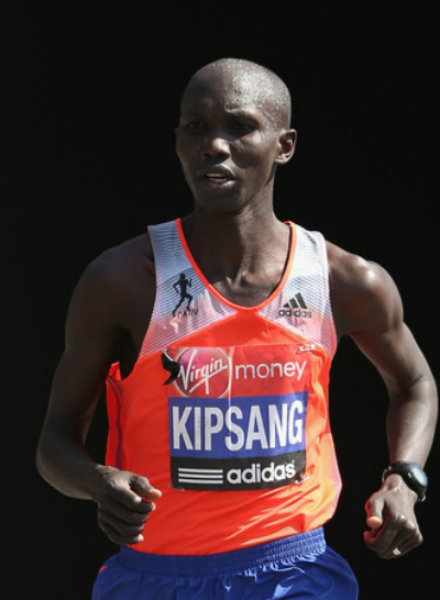 Wilson Kipsang smashes marathon world record