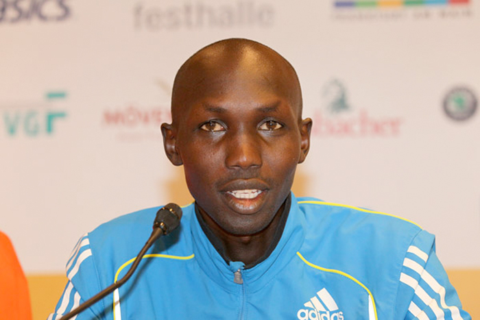Podcast with Marathon World Record Holder Wilson Kipsang