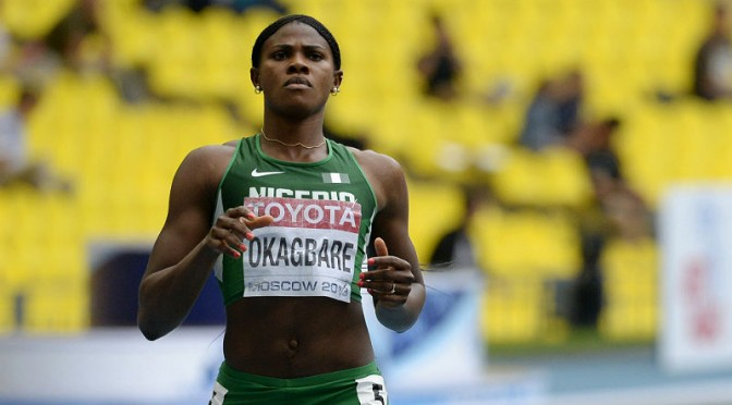 Okagbare and Bailey-Cole are Commonwealth Games 100m champions