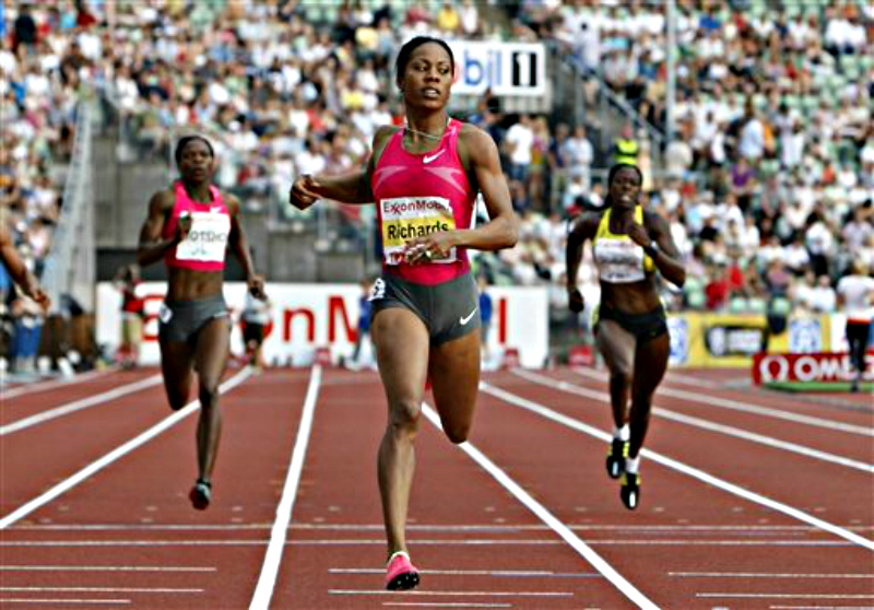 Sanya Richards-Ross - IAAF Diamond League