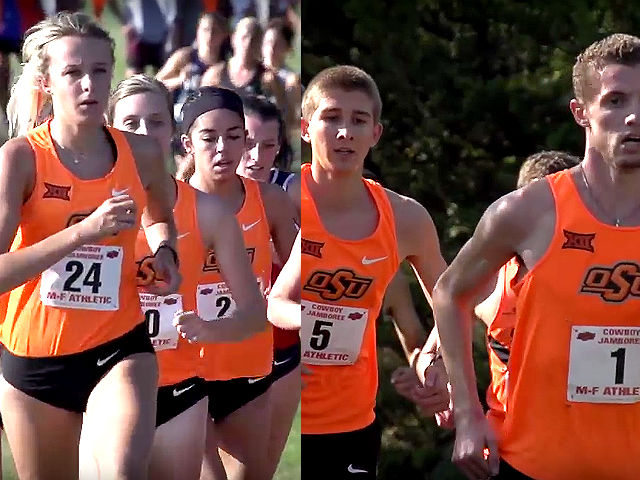 Oklahoma State Opens Cross Country Season At Home