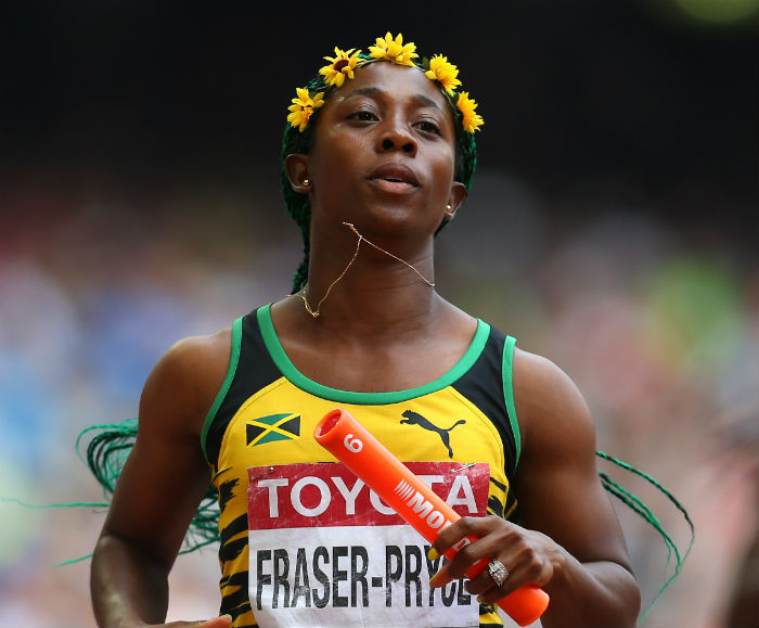 Video: Bolt, Fraser-Pryce Anchor Jamaica 4x100m Teams To Golds