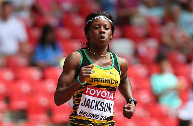 Shericka Jackson Coach Thinks She Can Run 47secs In 2-Years