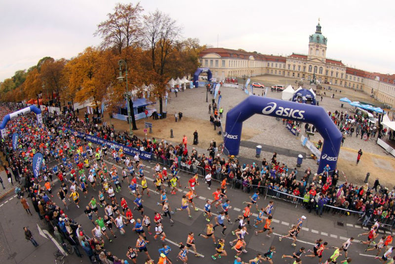 Paul Koech turns to the road in ASICS Grand 10 Berlin