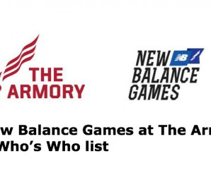 New Balance Games: A Who's Who List