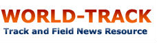 World-Track and Field Website Logo
