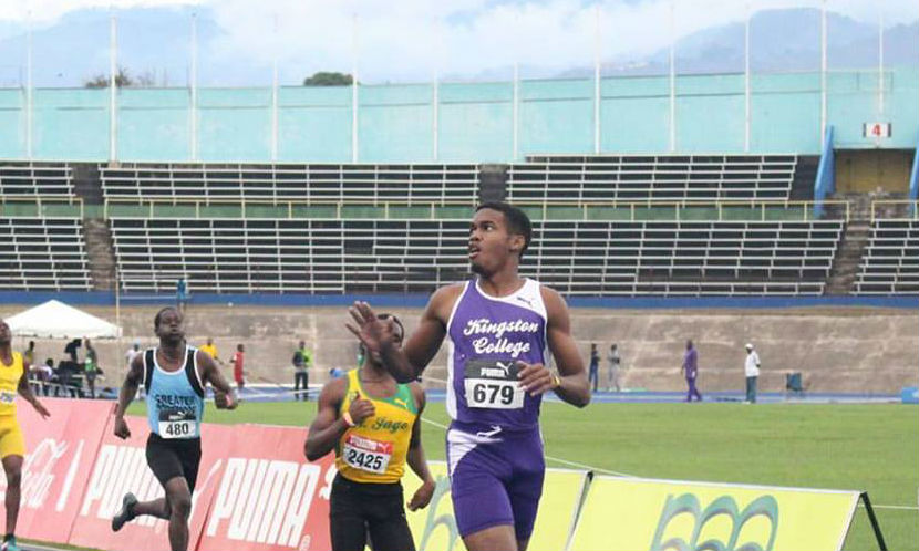 2016 Carifta Games Schedule-Day 1 and More