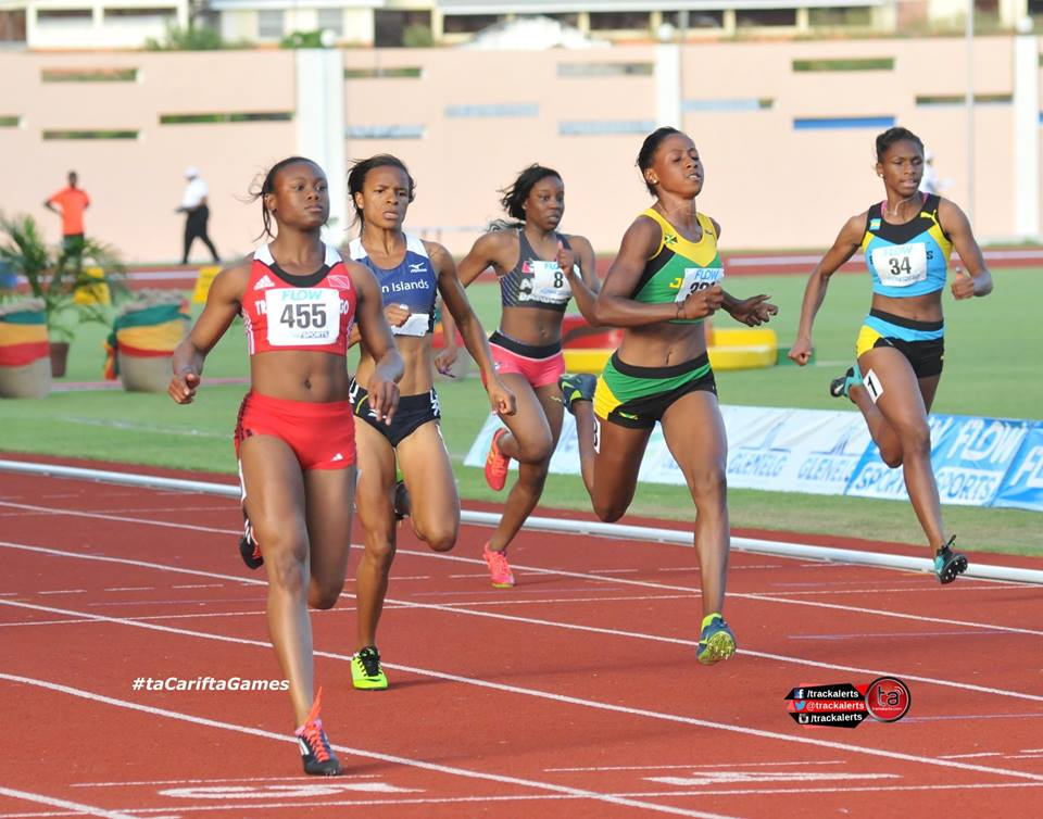 #CariftaGames 2016: Favourites Booked 100m Final Spots ...