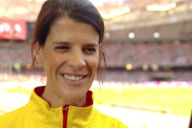 Ruth Beitia of Spain