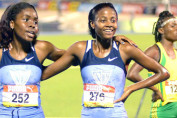 Teresha Jacobs and Jeima Davis