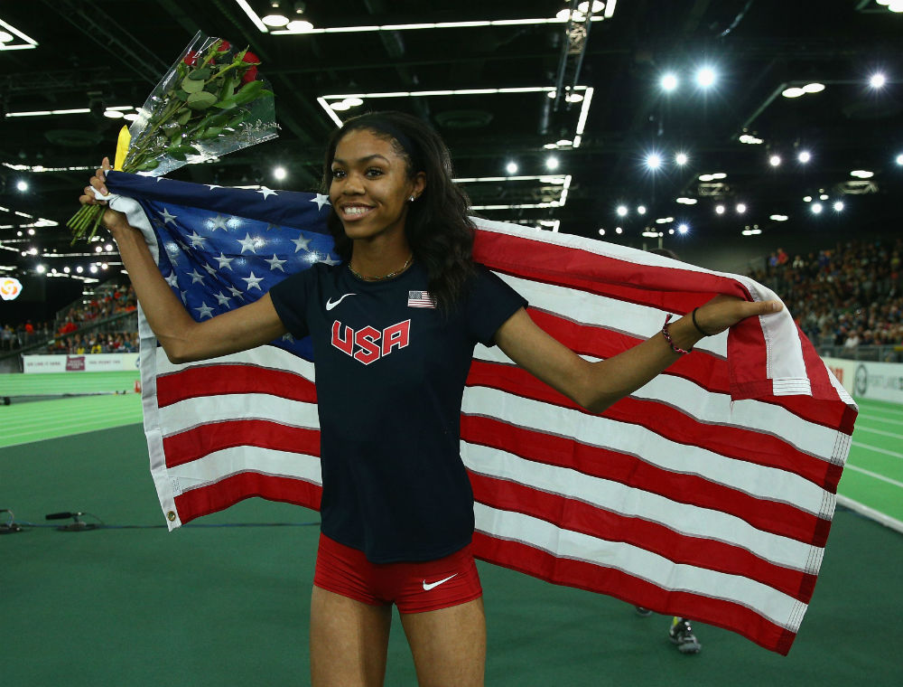 Vashti Cunningham Excited About 111th NYRR Millrose Games