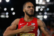 Boris Berian IAAF Diamond League