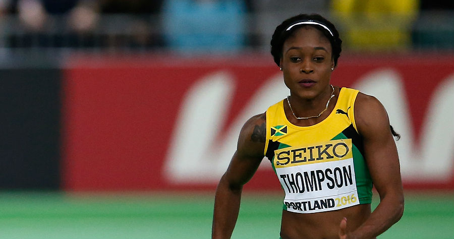 Thompson 10.71, Powell, Francis, Miller Among Highlights In Kingston