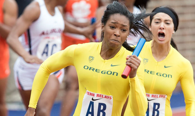 Day 2 Selected From Penn Relays 2016: April 29