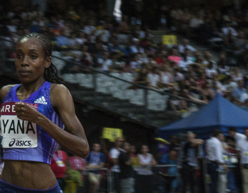 Almaz Ayana Blasts To 10,000m WR In Rio
