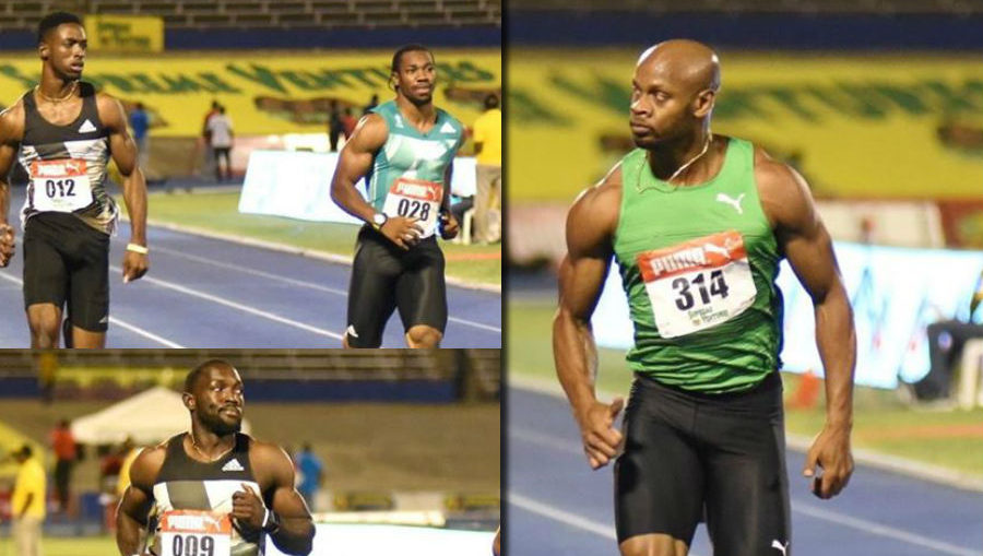 Jamaica Trials 2016