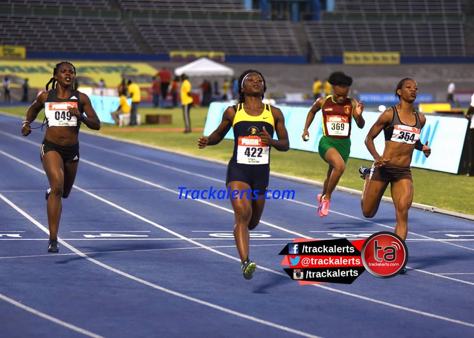 Why Not Christania Williams For Women's 100m Title At Jamaica Trials?