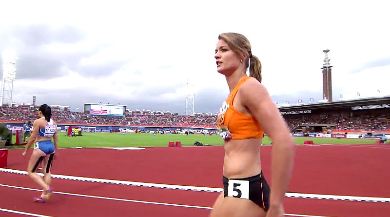 World Champ Schippers Wins Sprint Double at Bryan Clay Invite