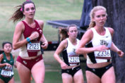 Florida State and UCF women's Cross Country