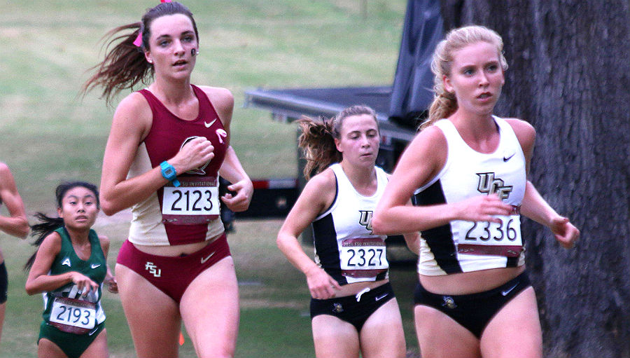 Florida State Sweeps Home Cross Country Invitational: Results