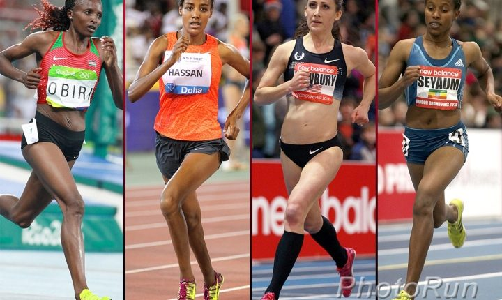 Global Medalists Headline 3000m Field For New Balance Indoor Grand Prix