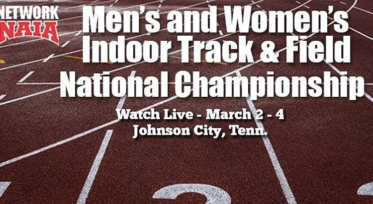 Watch Live Stream: 2017 NAIA Indoor Track and Field Championships