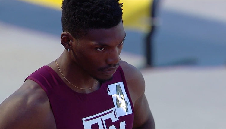 Fred Kerley Impressive Again; Texas A&M Wins SEC Outdoor Men's Title