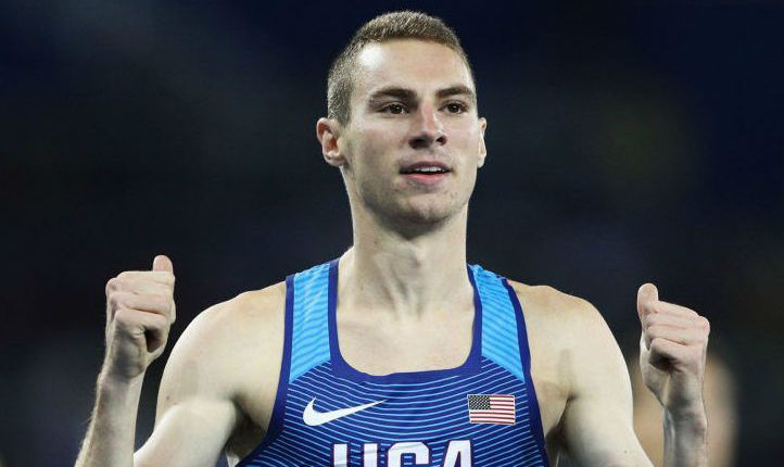 Day One Inaugural Athletics World Cup Report: USA Leads