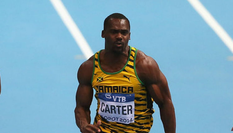 Carter Runs Wind-Aided 9.92 at CAC Games – Day 1