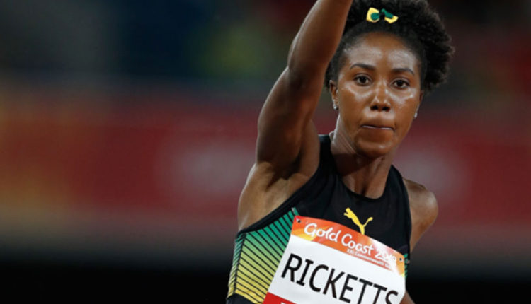 Jamaica's Shanieka Ricketts Delighted With Personal Best