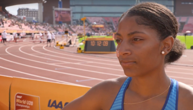 Jamaica, US Athletes Set Women's 100m Hurdles Standard