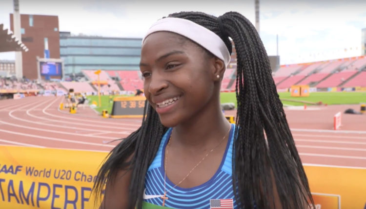 Medal Favourites Hunt 100m Final Slot: World U20 Championships
