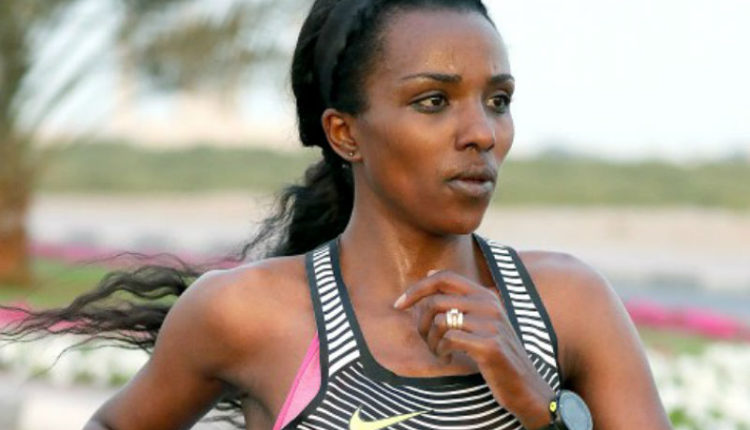Tirunesh Dibaba Leads Women's Field For BMW Berlin Marathon