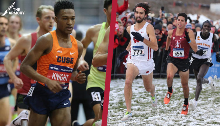 NCAA Champions to Battle in NYRR Millrose Men's 3,000m