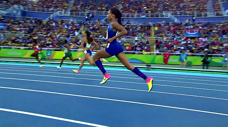 Allyson Felix: Rio 2016 Medal Table