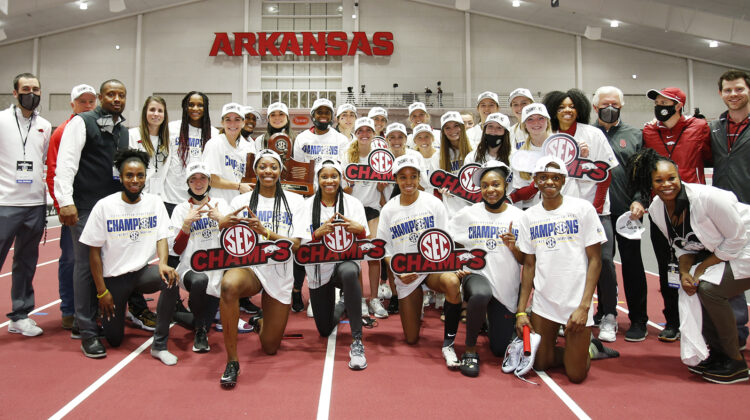Arkansas-Womens-team-title-SEC-Indoor-Championship