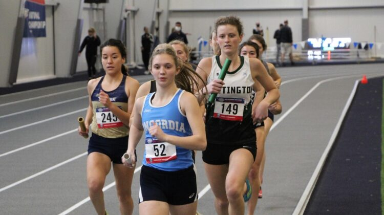 2021 NAIA Indoor Track and Field Day 1