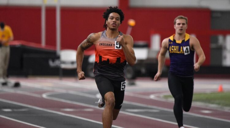 Indiana Tech 2021 NAIA Indoor Track and Field