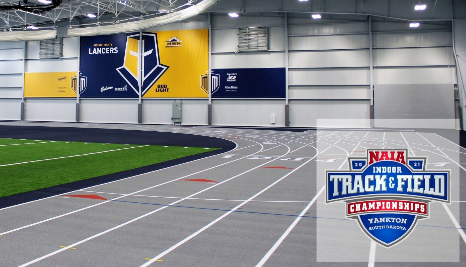 NAIA Men's and Women's Indoor Track and Field