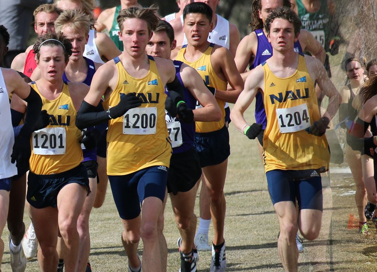 Northern Arizona vs BYU men's cross country