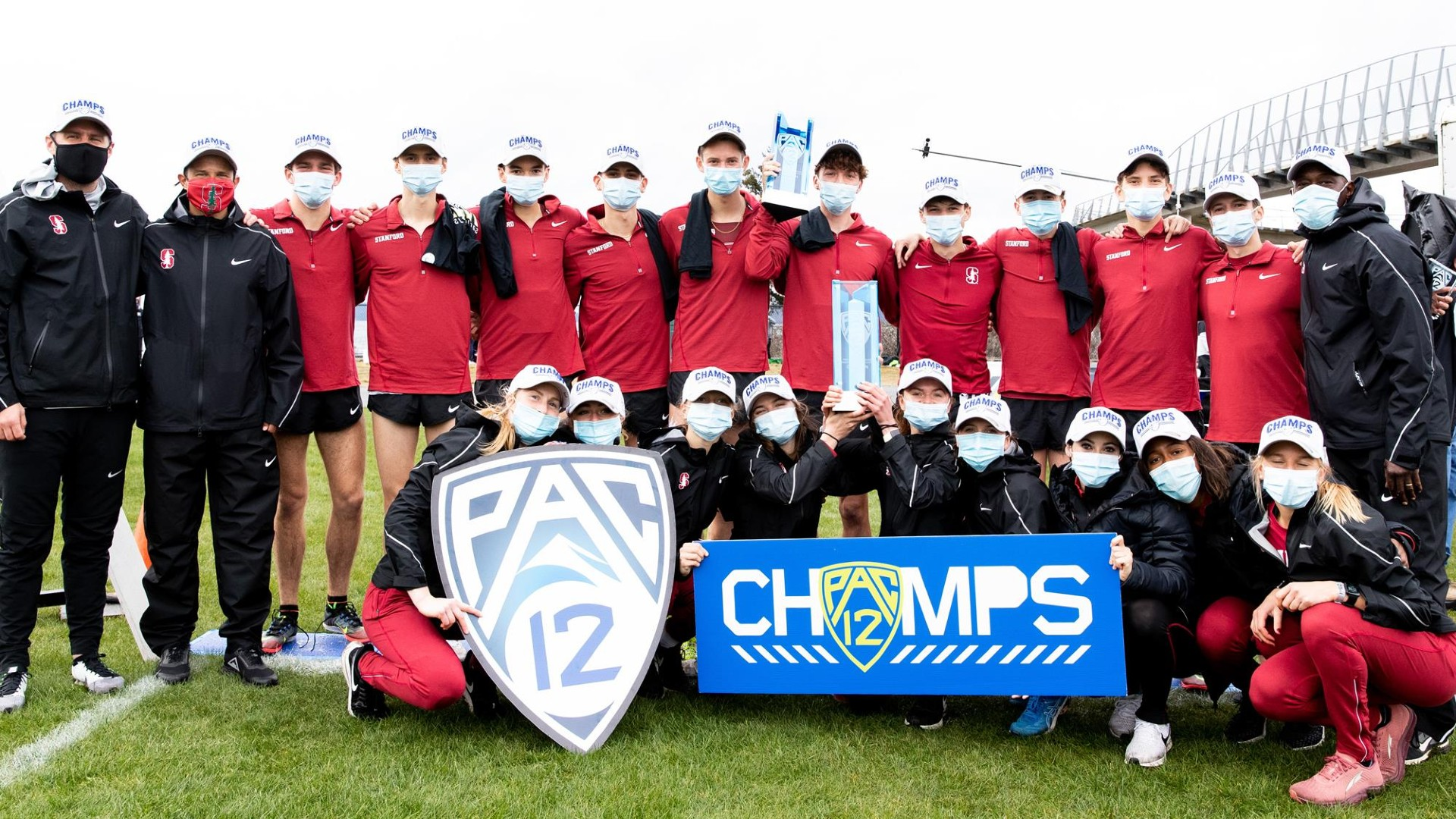 Stanford Pac-12 Cross Country Championships Win