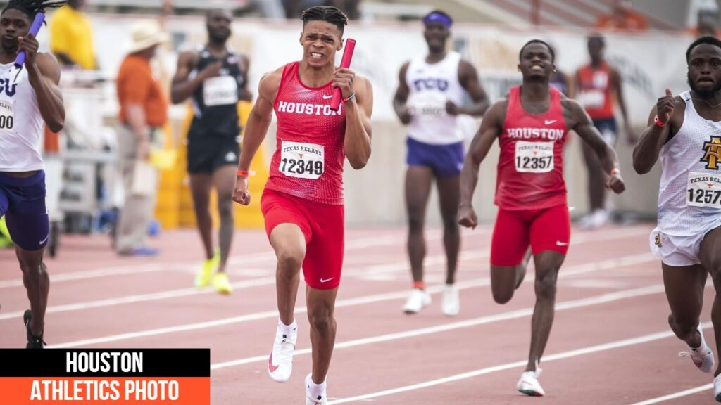 Houston_Track_and_Field_Texas_Relays_4x100